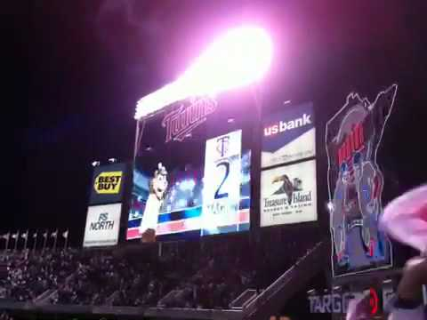 Twins beat the Indians - Magic Number = 1!