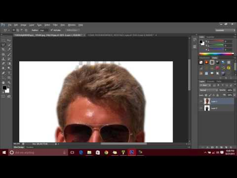 How to Swap Someone's Head on to Another Body in Photoshop CS6