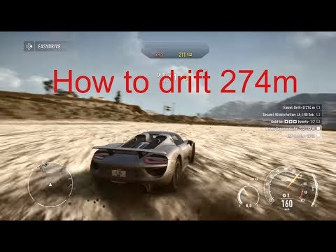 Need for Speed™ Rivals - How to drift 274m