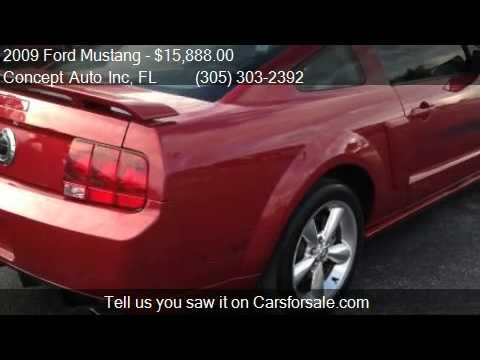 2009 Ford Mustang GT California Special Edition - for sale i