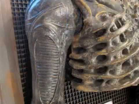Alien Movie Costume Restoration and Display