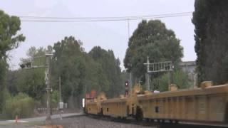 Carolina Rails Volume 12 - Norfolk Southern Charlotte District - 8/15/12