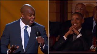 Dave Chappelle On Opening Tribute To Black Comedians \u0026 Barack Obama    Dave Chappelle