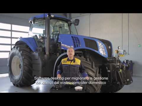 ASK DAVID - AGRICOLTURA DI PRECISIONE NEW HOLLAND
