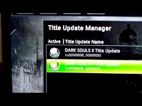 Xbox 360 - Jtag/RGH Tutorial On How to install Dark Souls 2 DLC The Lost Crown Trilogy