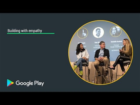 Building with empathy - Playtime San Francisco 2017