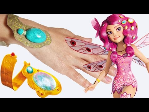 How to Make Mia and Me Bubble Bracelet | How to Draw and Color Kids TV