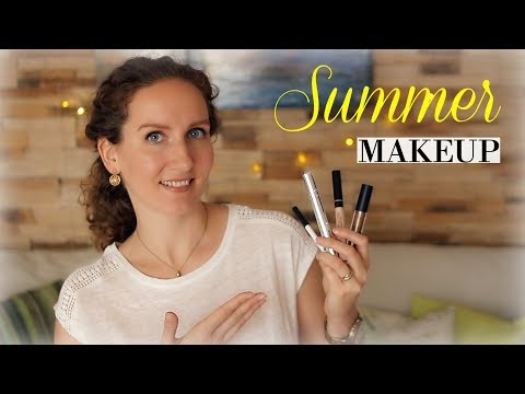 My Must-Have Summer Makeup Products (All Natural!)