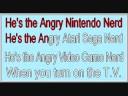 Angry Video Game Nerd Karaoke/MIDI (Full Song)