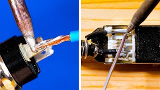 SIMPLE DIY ELECTRIC INVETIONS to easier your life