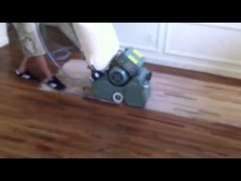 Atlanta Wood Floor cost for refinish