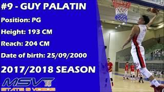 Guy Palatin 2018  גיא פלטין  - Highlights