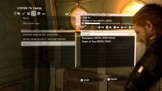 MGSV GZ Classified Intel Acquisition Infiltration trophy Part 2