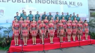 BMPD Jatim Choir - Andika Bayangkari