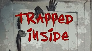 TRAPPED INSIDE ABANDONED HAUNTED MALL (OVERNIGHT CHALLENGE)