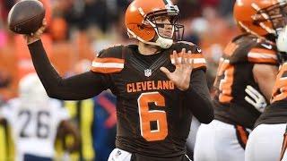 Cody Kessler vs Chargers (NFL Week 16 - 2016) - Browns Win! | NFL Highlights HD