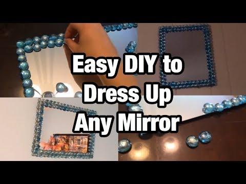 DIY Mirror/ Wall Decor