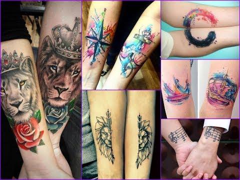 50+ Beautiful Couple Tattoo Designs Ideas