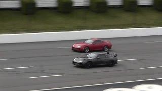 Jaguar F-Type vs. Toyota Supra - Nissan GT-R vs. Corvette C7 Stingray & MORE!