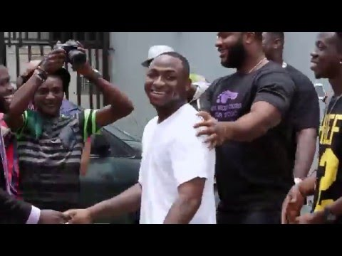 Davido Get Pranked by MTVs The Bigger Friday Show Cover