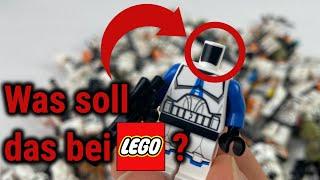 Wozu haben LEGO Minifiguren diesen schwarzen Punkt?!