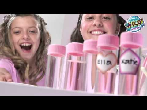 WILD! Science™ Perfume TV Commercial with NEW BOX!!