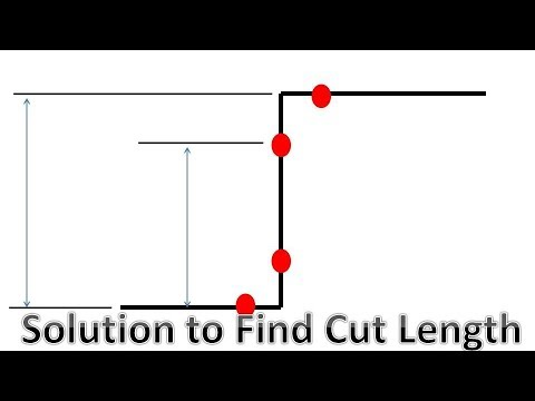 Formula To Get the Spool Cut Lenght - PIPEFITTER
