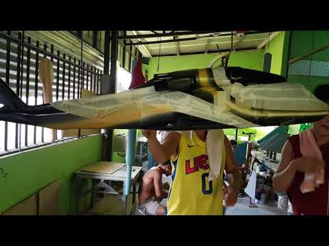 How We Create a Custom Wooden Airplane Model at Aviator Gear