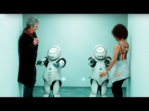 Escaping the Emojibots | Smile | Doctor Who