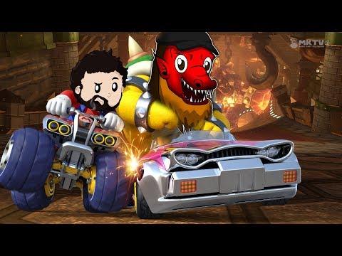 Mario Kart 8 Deluxe | With Dragonwhelp & YOU!