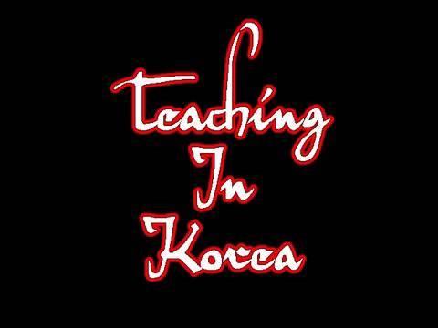 Teaching in Korea: Driving
