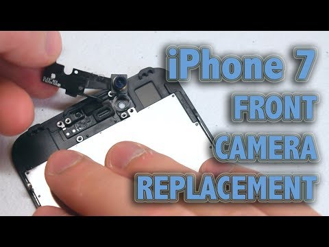iPhone 7 Front Camera Replacement