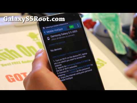 Android 4.4.2 NE6 + Root for T-Mobile Galaxy S5!
