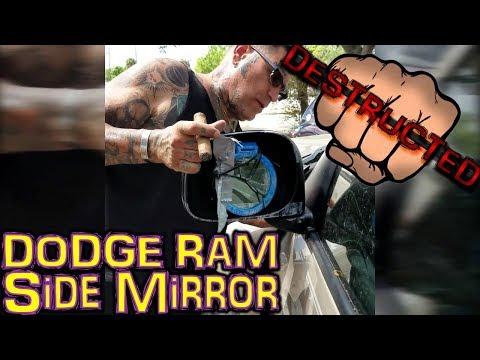 2007 Dodge Ram Side View Mirror