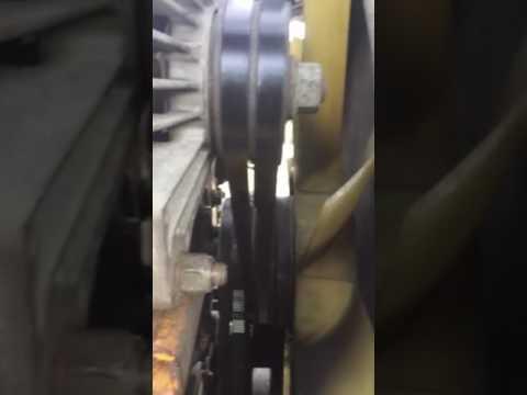 Cat C15 v belt replacement