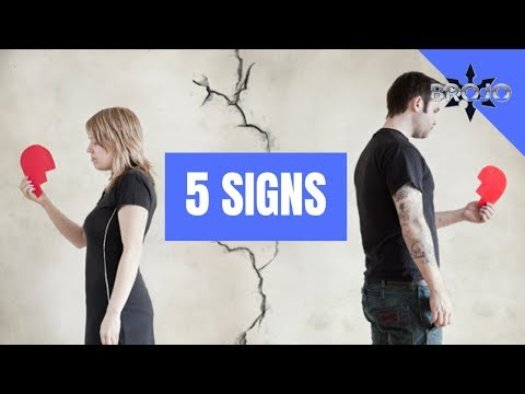 5 Signs You Should End Your Relationship