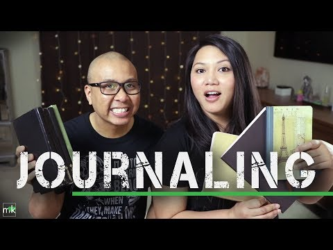 WHY YOU SHOULD START JOURNALING (and some Journaling Ideas!)