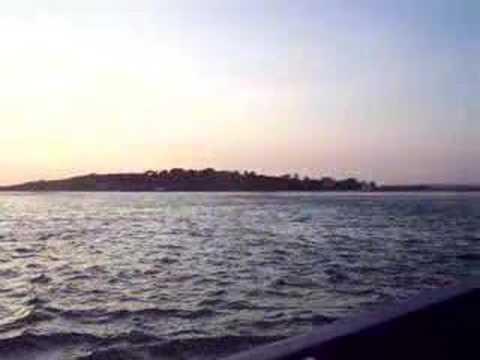 Sunset  Brownsea Island
