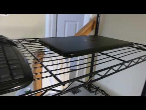 DIY Server Rack Under $60
