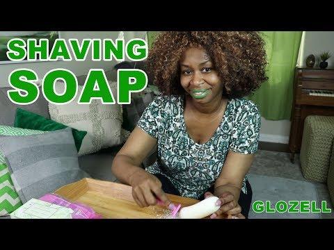 Shaving Soap - GloZell