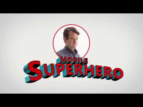 Mobile Superhero