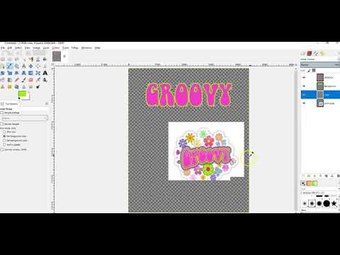 How To Outline Text In GIMP For Merch By Amazon Shirt Designs
