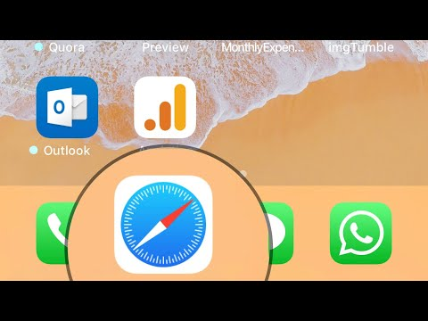 How to Delete Browsing History in iPhone / iPad IOS 12.0.1