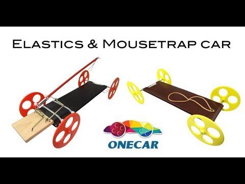 OneCar Elastics & Mousetrap Car
