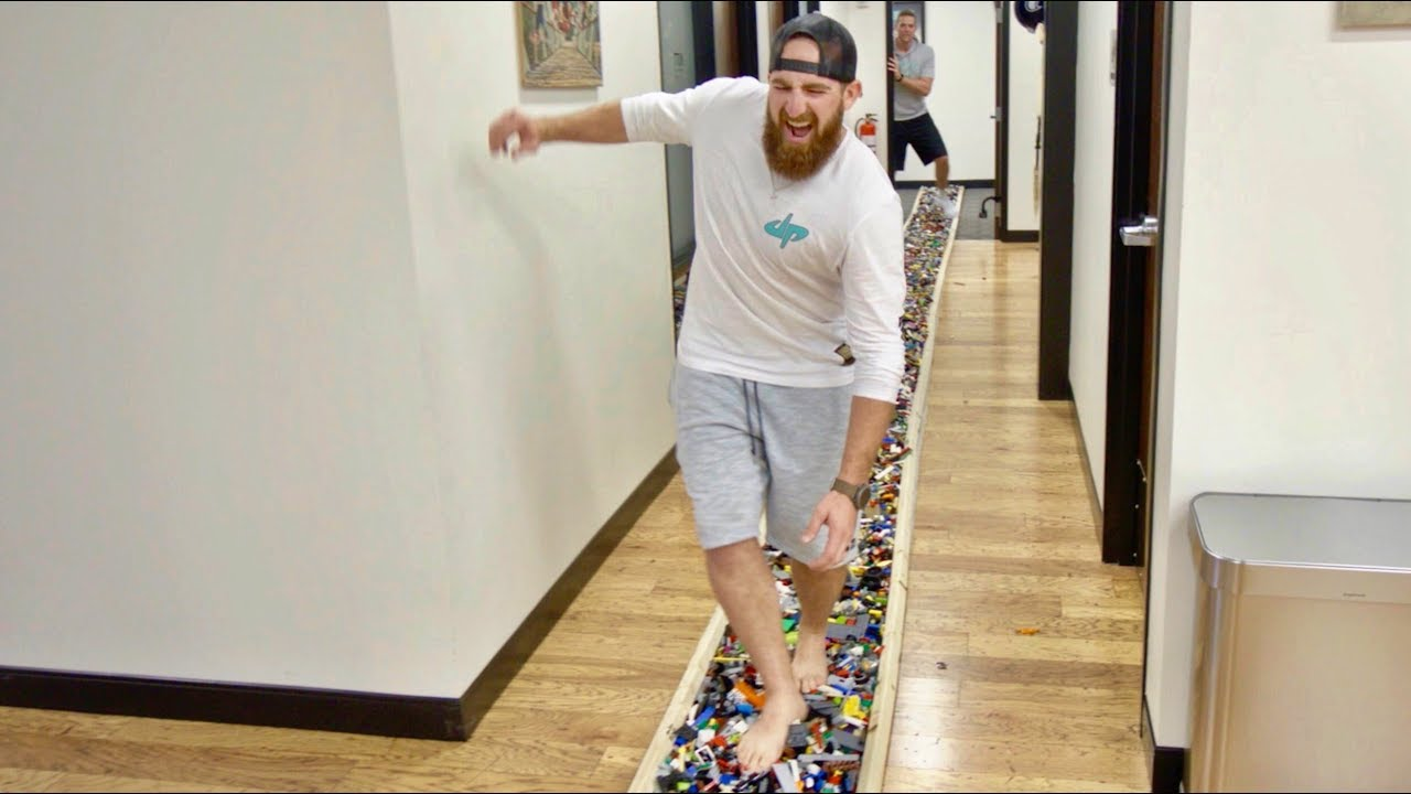 World's Longest LEGO Walk | OT 2