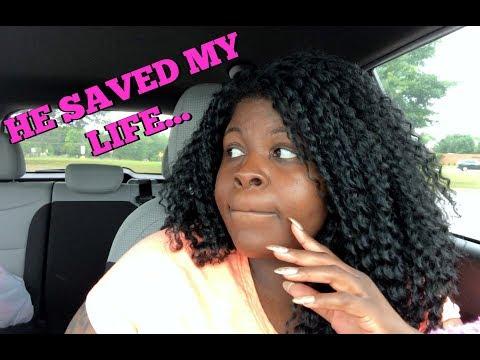 OH MY GOD...HE SAVED MY LIFE!