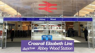 New Abbey Wood Crossrail Station