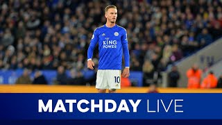 Matchday Live: Norwich City vs. Leicester City