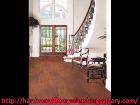 Hardwood Floor Refinishing Calgary