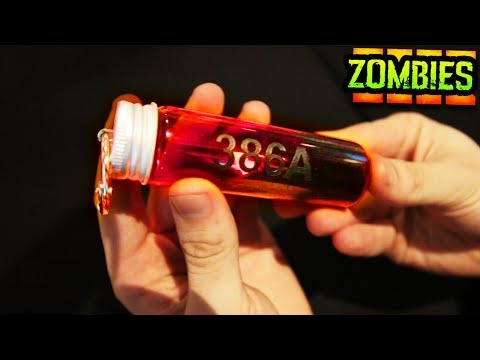 BLOOD VIALS WORN BY BLUNDELL EXPLAINED (Why was Jason wearing Blood Vials BO4 Reveal)